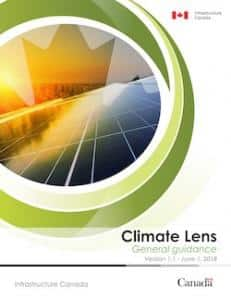 Through the climate lens and beyond