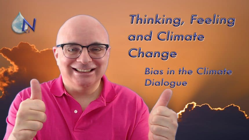 Thinking Feeling and Climate Change